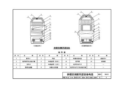 18K412,供暖设备选用与安装,垂直送风,垂直送风供暖,垂直送风空调,垂直送风风管,空调设备选用与安装,高大空间 供暖,高大空间 空调,高大空间供暖(空调)设备选用与安装,18K412_高大空间供暖(空调)设备选用与安装—垂直送风型.pdf