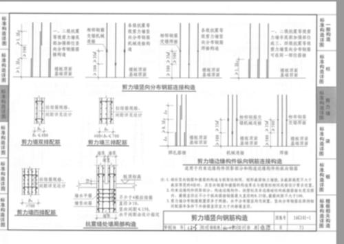 土建算量GTJ2018,山东,答疑:求一下16G101-1图集的第73页、74页,谢谢!-山东土建算量GTJ2018,