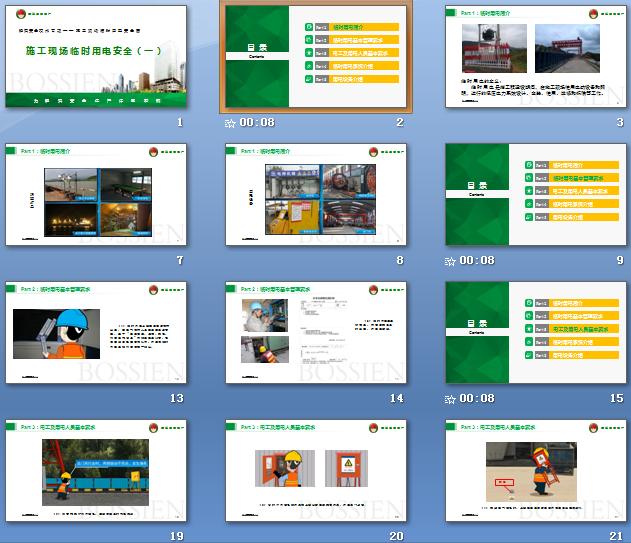 临电,临电安全,施工现场临时用电,全套施工现场临时用电安全培训PPT课件,共102页,可编辑