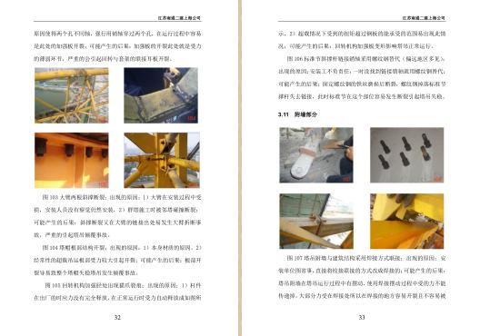 塔吊,塔吊常见问题预防控制手册(含安装/使用/管理/检修问题),共38页