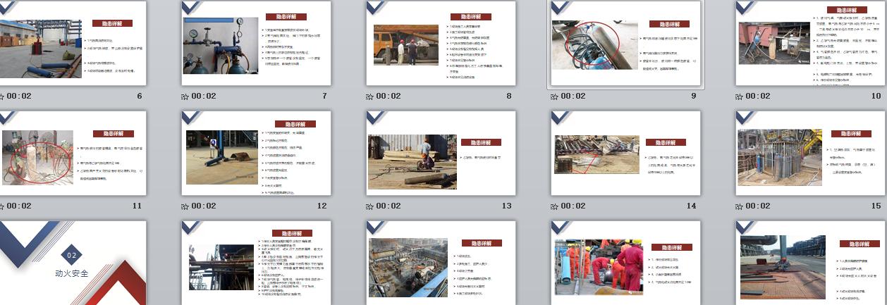 图集,安全员,安全检查,安全隐患,现场施工,安全员看看:一百张工程现场安全隐患图合集 -PPT
