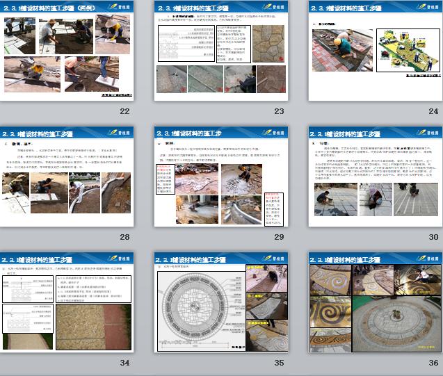 园林做法标准化,园林施工工艺,碧桂园,碧桂园园林施工工艺做法标准化简析