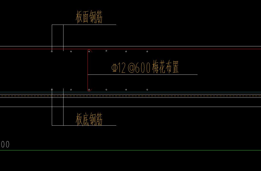 土建,土建计量GTJ,山东,答疑:这中间的竖向钢筋是拉筋还是侧面构造筋,梅花布置在哪设置-山东土建,土建计量GTJ,