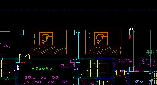 土建,安装,山西,市政,装饰,答疑:请教地下车库这种画着轮椅的该怎么理解-山西土建,安装,装饰,市政,