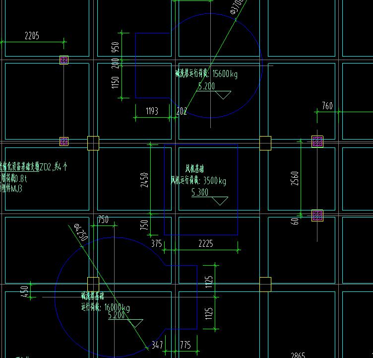 土建,土建计量GTJ,广东,答疑:请教这种异形设备基础用什么构建画?-广东土建,土建计量GTJ,