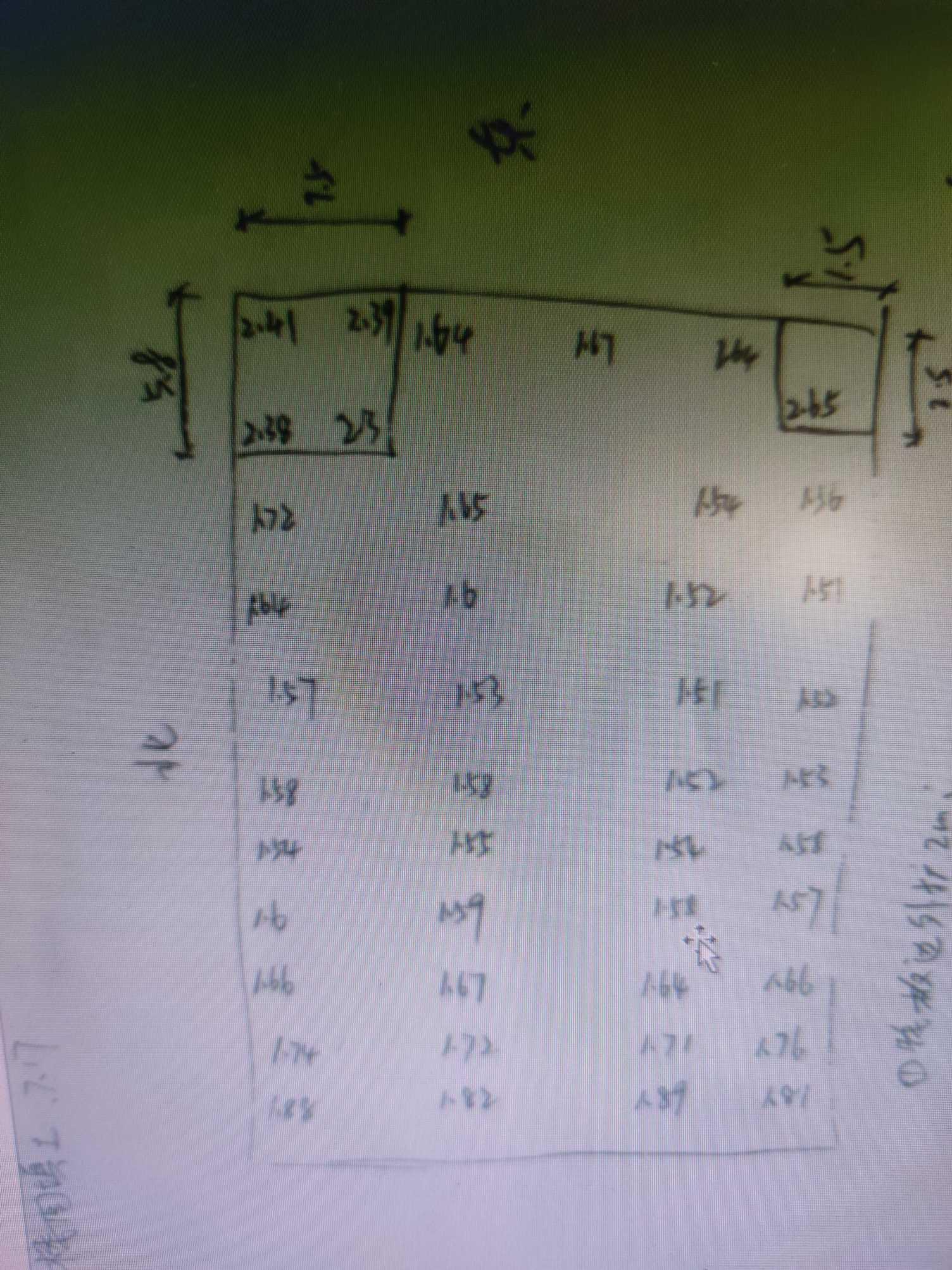 土建,安徽,施工,答疑:请教这个该如何算标高啊,后视0.66=189,绝对高程195.3-安徽土建,施工,