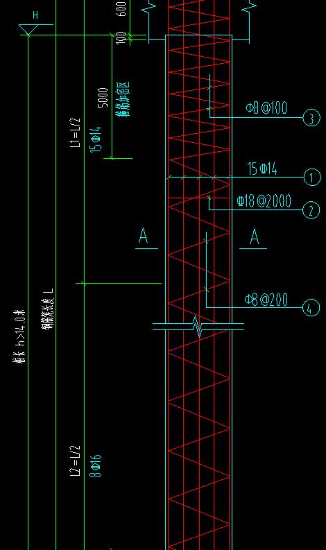 土建计量GTJ,湖北,答疑:请教桩基钢筋问题-湖北土建计量GTJ,