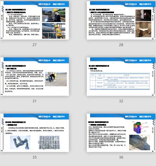施工技术指导手册,钢结构工程,钢结构施工技术指导手册