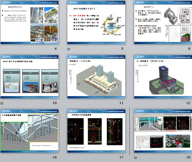 重庆设计院、BIM技术交流,设计院BIM技术交流(重庆)汇报PPT