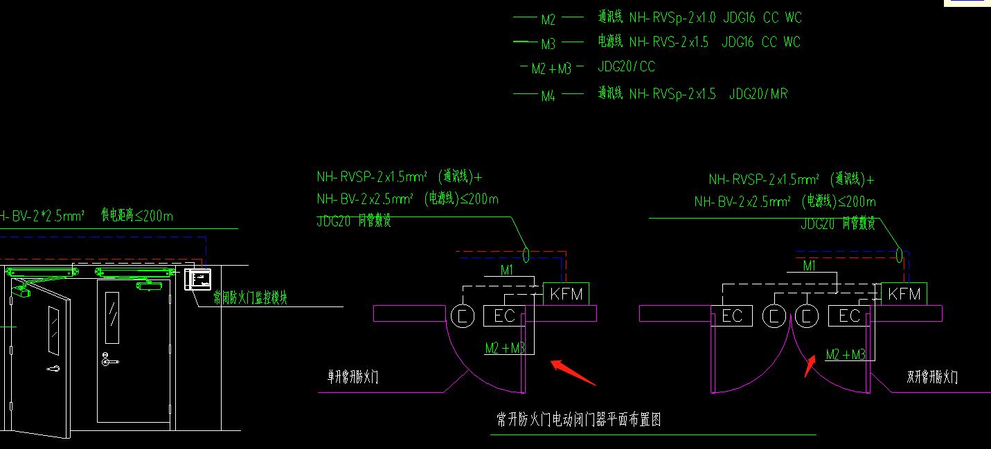 安装,河北,答疑:请教这个防火门上的M1M2M3需要考虑吗,一般考虑多长-河北安装,