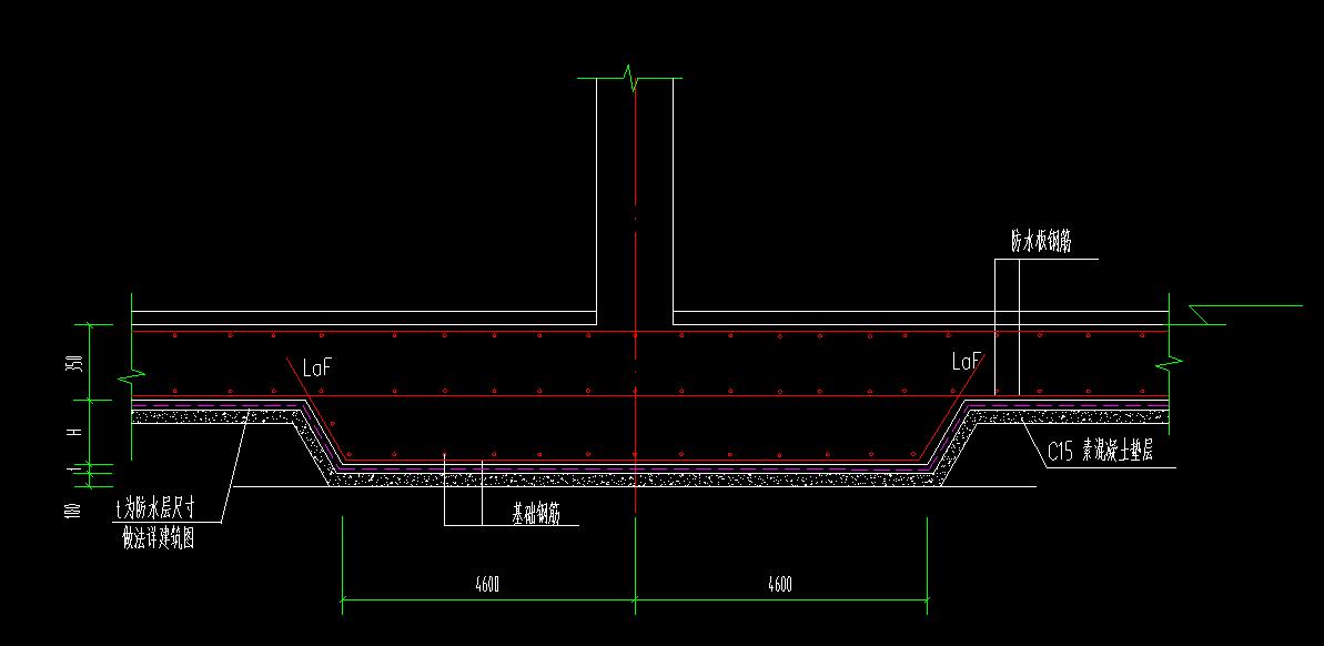 土建,土建计量GTJ,山东,答疑:独立基础如何是柱墩的大样图?独立基础的顶标高是筏板顶标高吗还是其它的?-山东土建,土建计量GTJ,