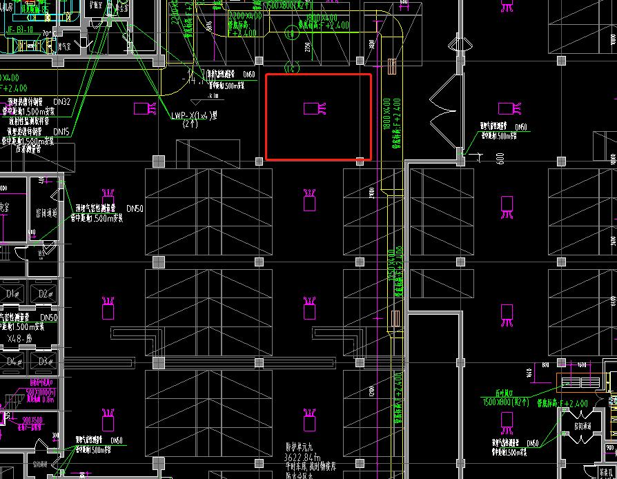 安装,安装算量GQI,河南,结算,预算,答疑:请教车库中诱导风机的安装高度是多少?图纸中没有给出-河南安装,预算,结算,安装算量GQI,