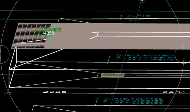 土建,安徽,答疑:坡形独立基础面部钢筋如何输入,我这样设感觉面部钢筋超出混凝土了,感觉不对-安徽土建,