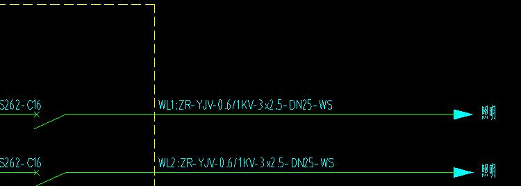 安装,安装算量GQI,山东,答疑:图示,电气平面中的数字是电缆根数,还是电缆芯数?-山东安装,安装算量GQI,