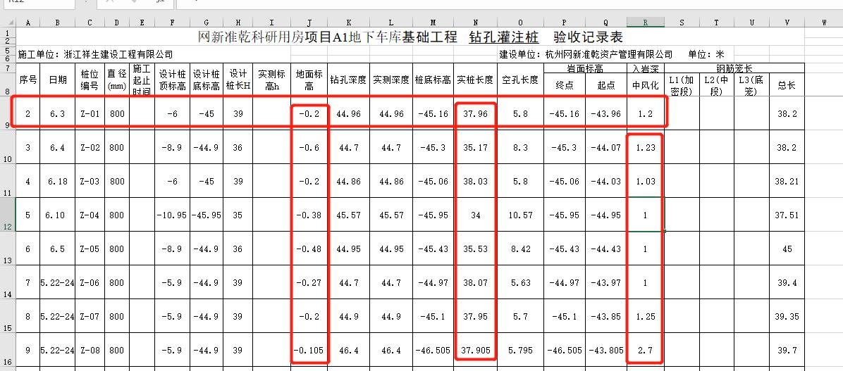 土建,湖南,计价软件GCCP,预算,答疑:灌注桩-湖南土建,预算,计价软件GCCP,